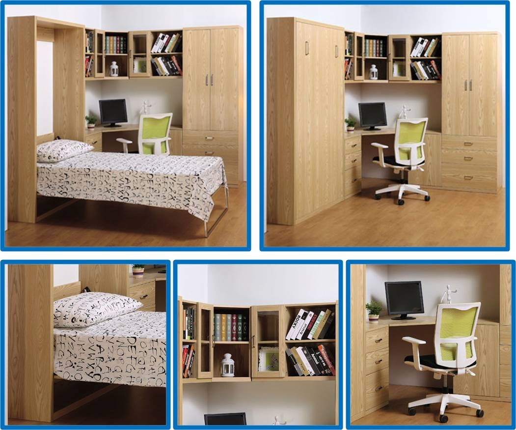 Muebles inteligentes camas plegables for Camas muebles plegables