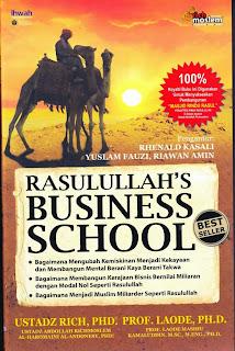 Toko Buku Online | Rasulullah Business School