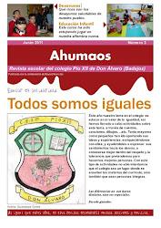 REVISTA ESCOLAR   Curso 2010-2011