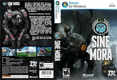 Jogo Sine Mora PC DVD Capa
