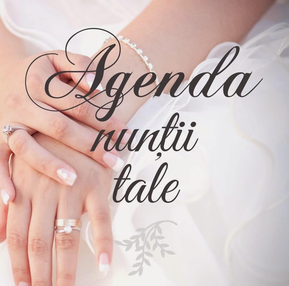 Agenda nuntii tale