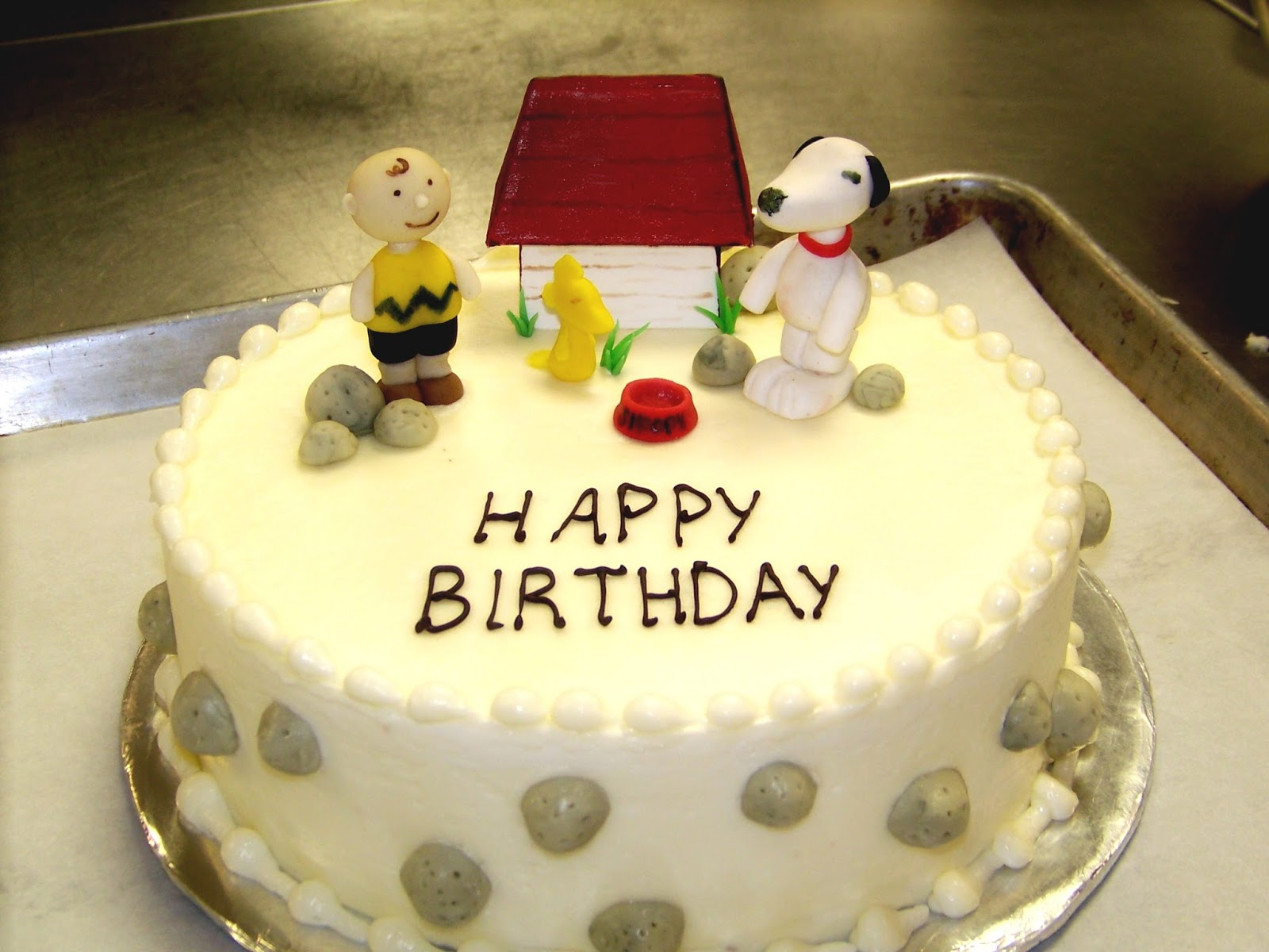 Birthday Milk Cream Cake Images