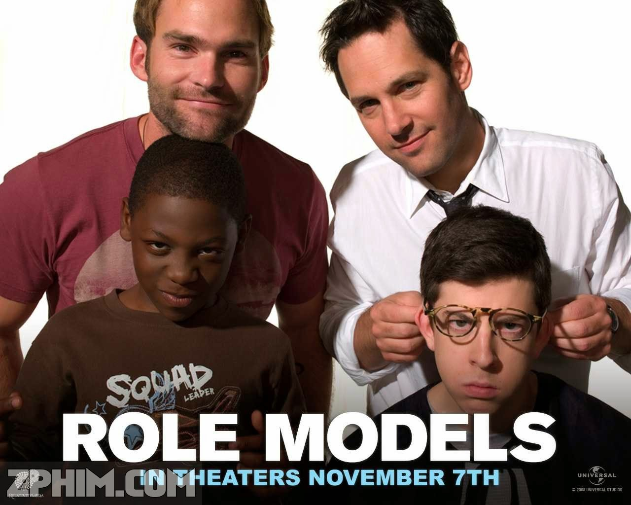 Ảnh trong phim Bẻ Sừng Làm Gương - Role Models 1
