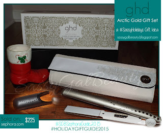 GHD: Arctic Gold Series Flat Iron