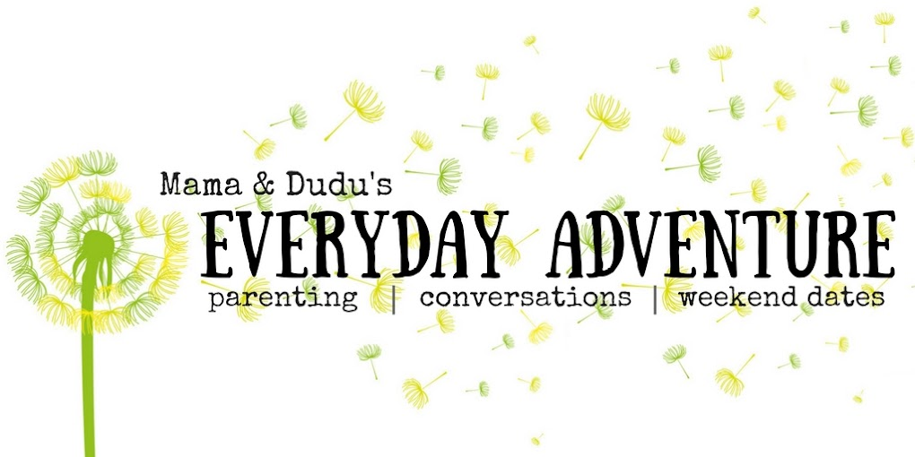 Mama, Dudu and Their Everyday Adventure