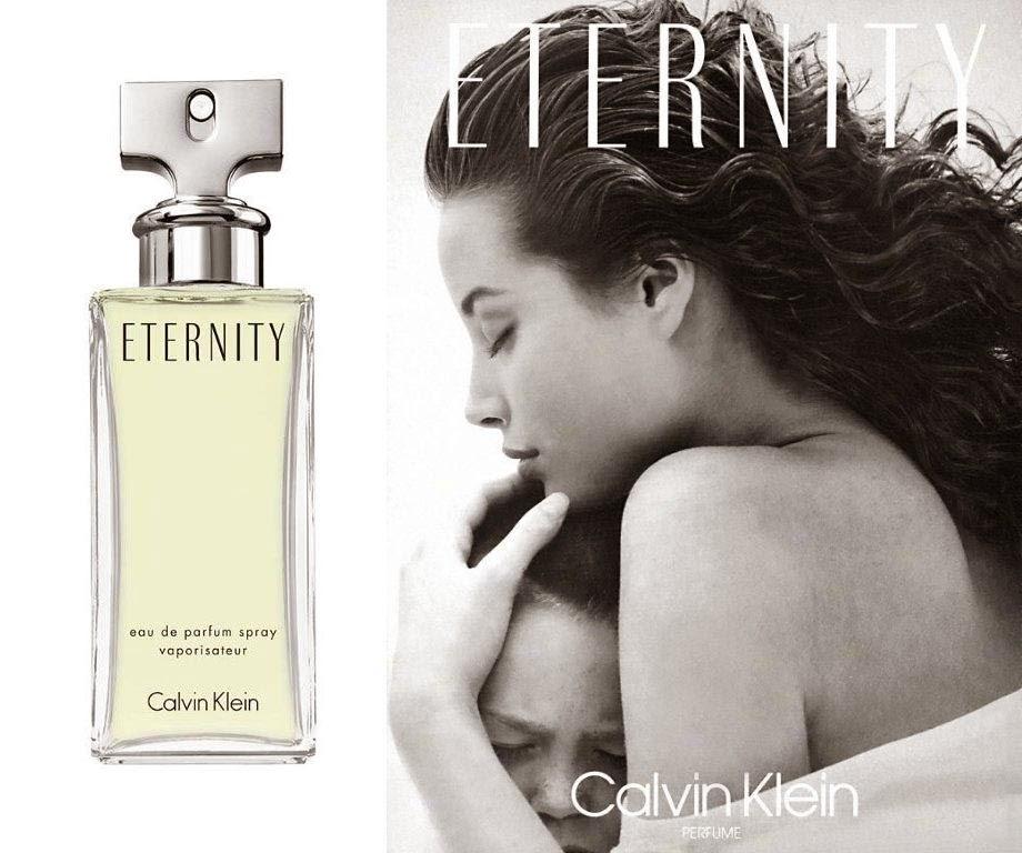 Presente Dia das Mães - Perfume Eternity Calvin Klein