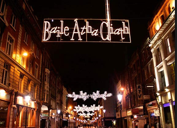 Christmas Events in Dublin