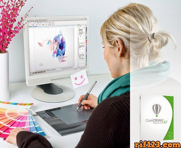 Design CorelDRAW Graphic Suite X7