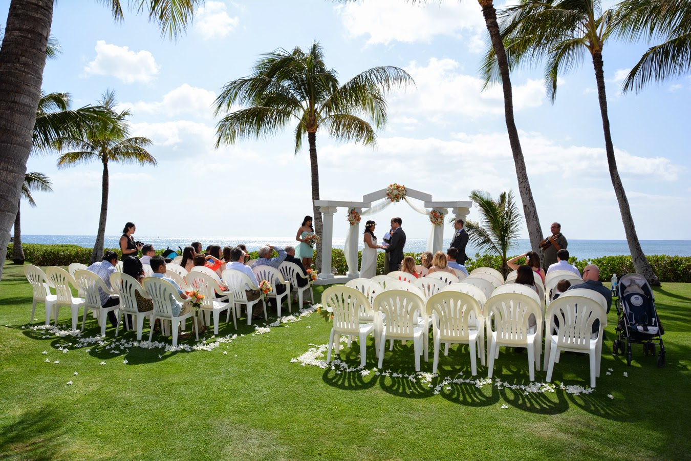 Paradise Cove Wedding
