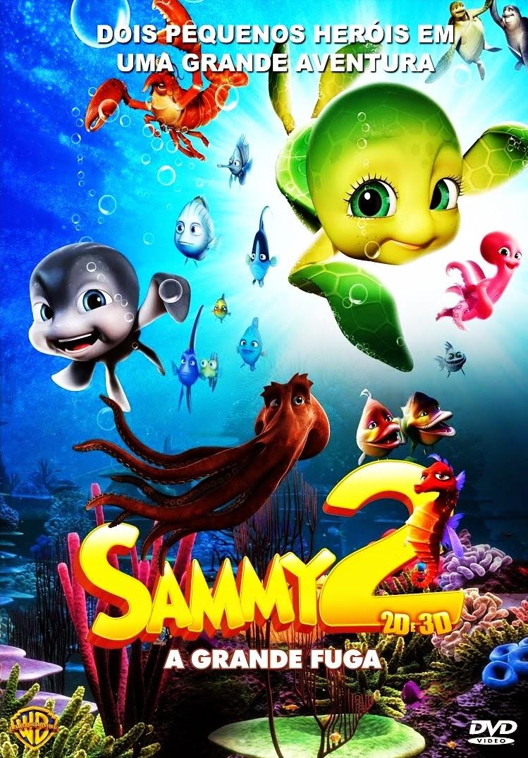 Sammy 2: A Grande Fuga – Dublado (2012)