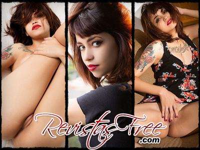 Radila Borges - Revista Sexy - Junho 2015