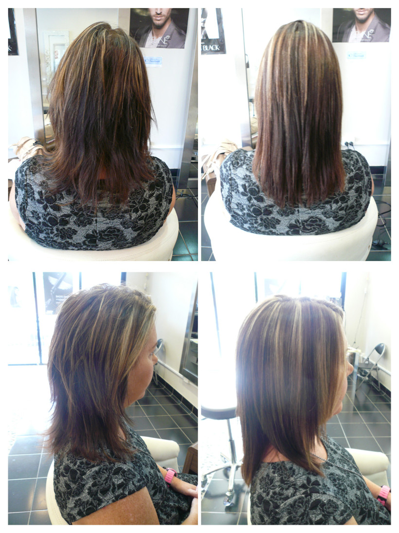 The Gallery For Gt Brazilian Blowout Before And After