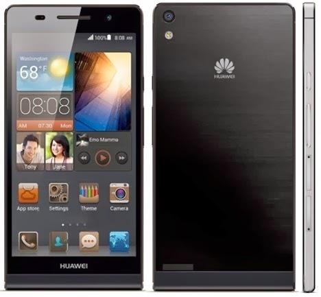 Spesifikasi Huawei Ascend P6 S