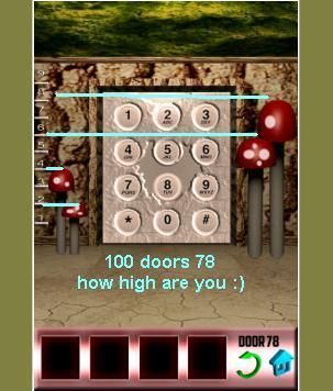 100 Doors Level 78