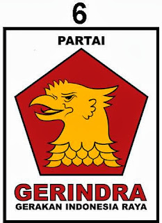 daftar caleg Gerindra untuk DPRD dapil 1 Tanah Bumbu
