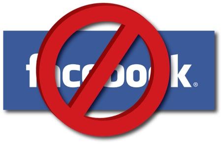 Como bloquear contactos en facebook