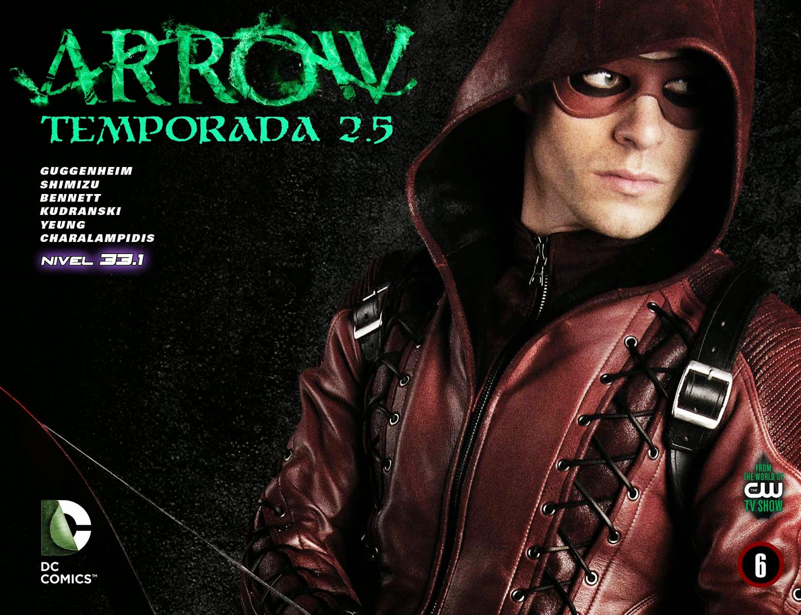 http://www.mediafire.com/download/urvd6p2c9dob64r/arrow+6.cbr