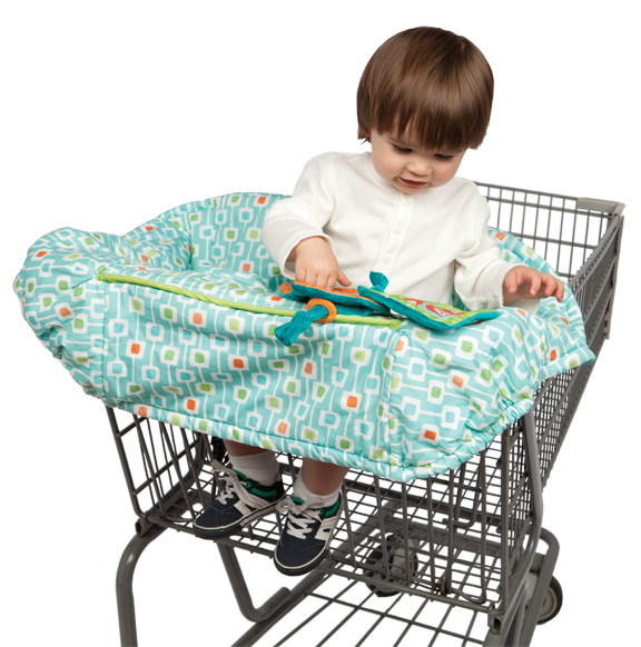 Boppy Pillow And A Boppy Shopping Cart Cover Giveaway