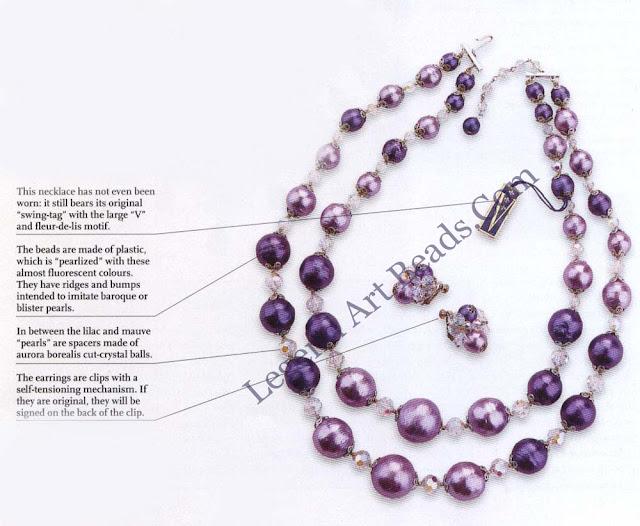 Vendome Necklace & Earrings