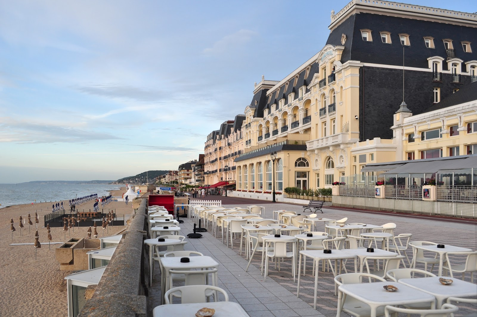 Cabourg holiday for Piscine cabourg