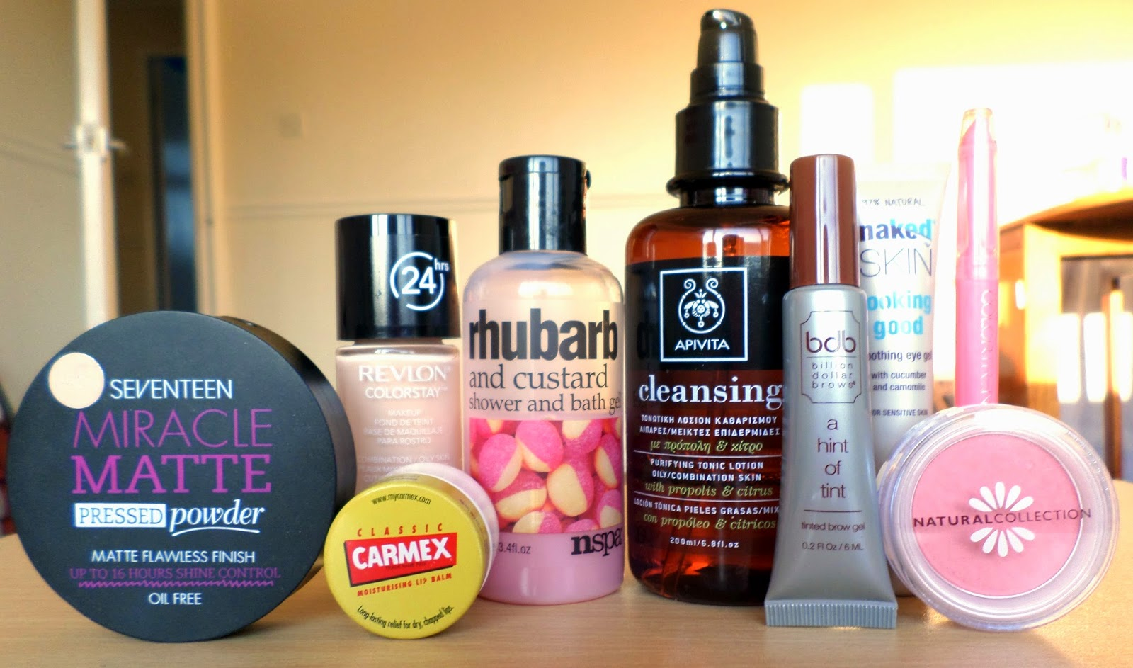 July 2014 Makeup and Beauty Favorites