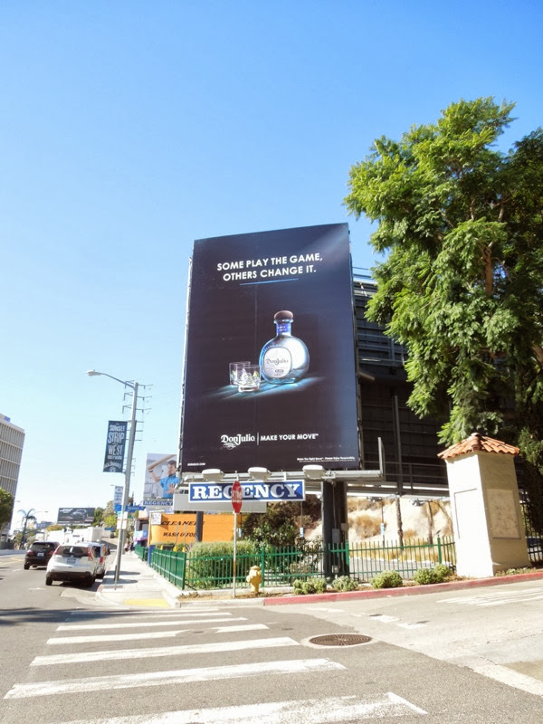 play the game Don Julio Tequila billboard