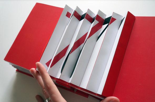 COP: OUGD503 // Fedrigoni // Paper Craft & Pop up Books