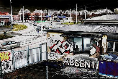 gamlestadstorget, gamlestaden, göteborg, rivningshus, absent, rivning, nybygge, foto anders n
