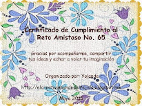 RETO AMISTOSO 65