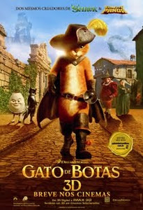 Assistir Filme O Gato de Botas Dublado