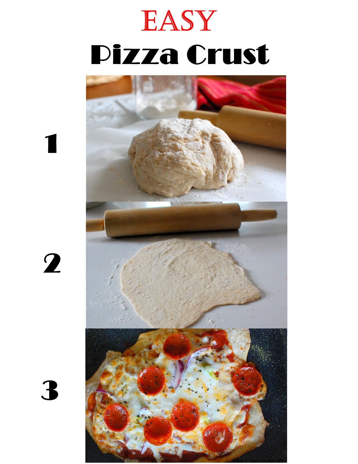 ... pizza crust basic new york style pizza dough basic pizza dough recipe