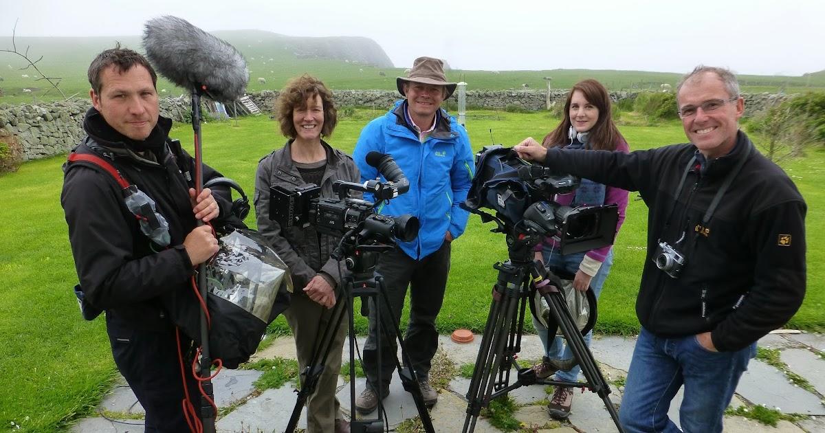 Fair Isle: Fair Isle on TV! and in the Media.