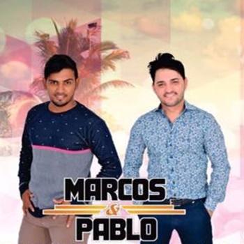 CD MARCOS E PABLO - PROMOCIONAL 2016