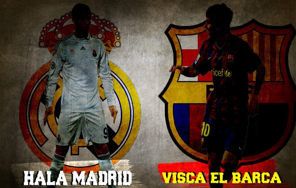 Barcelona Real Madrid online