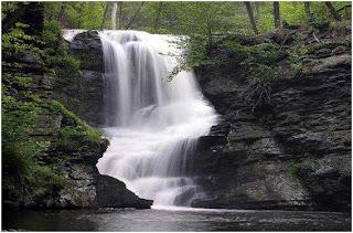 Fulmer+Falls 8 Air Terjun Terindah di Dunia