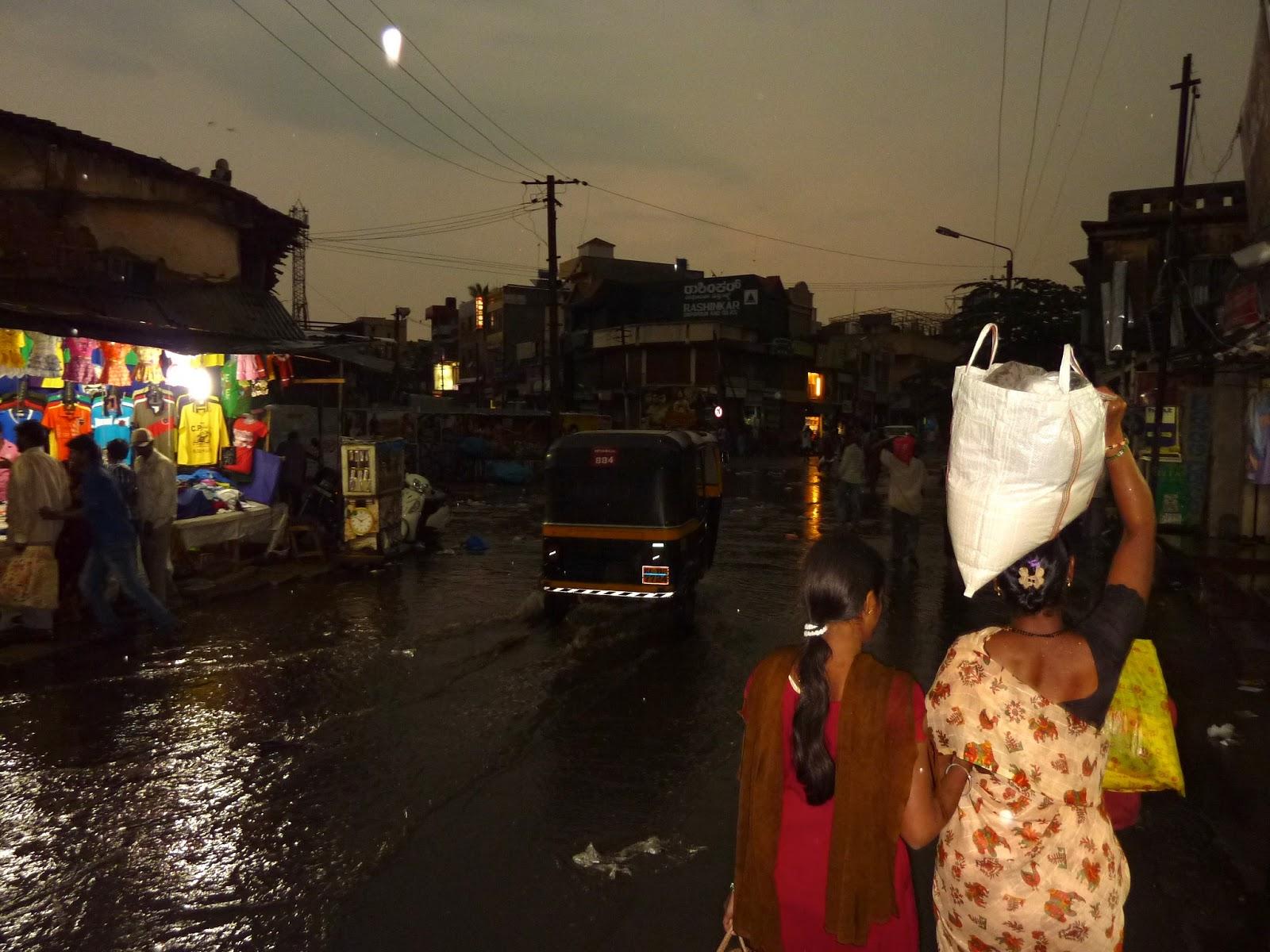 Der reisefisch blog vom s den indiens in den norden laos for Boden nass aufnehmen
