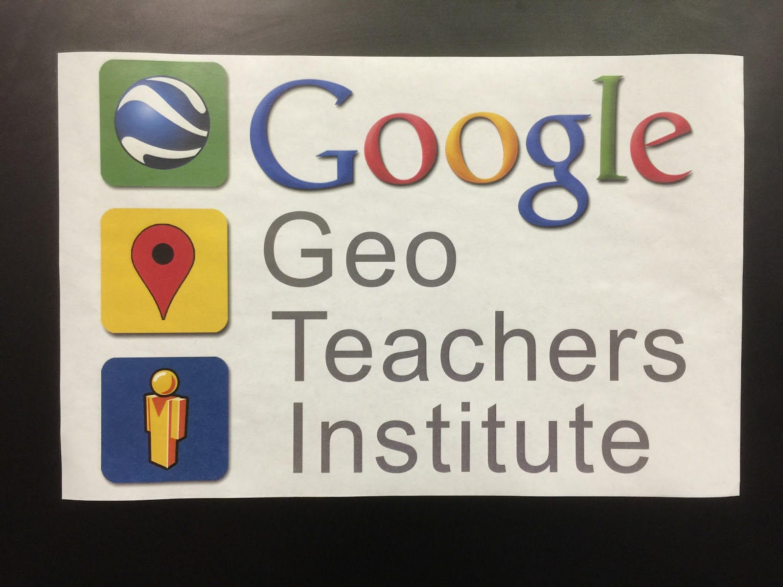Edtechnocation my takeaways from the hawaii google geo teacher on october 25 26 approximately 50 teachers gathered in hawaii to learn about a slew of google geo tools that teachers and sciox Images