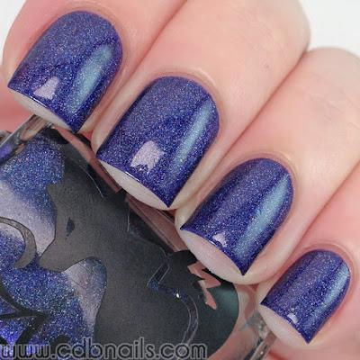 Frenzy Polish-Purple Calla