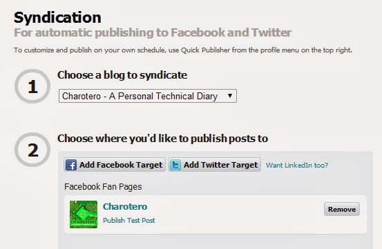 How to Remove Your Blog's Automatic Syndication via NetworkedBlogs