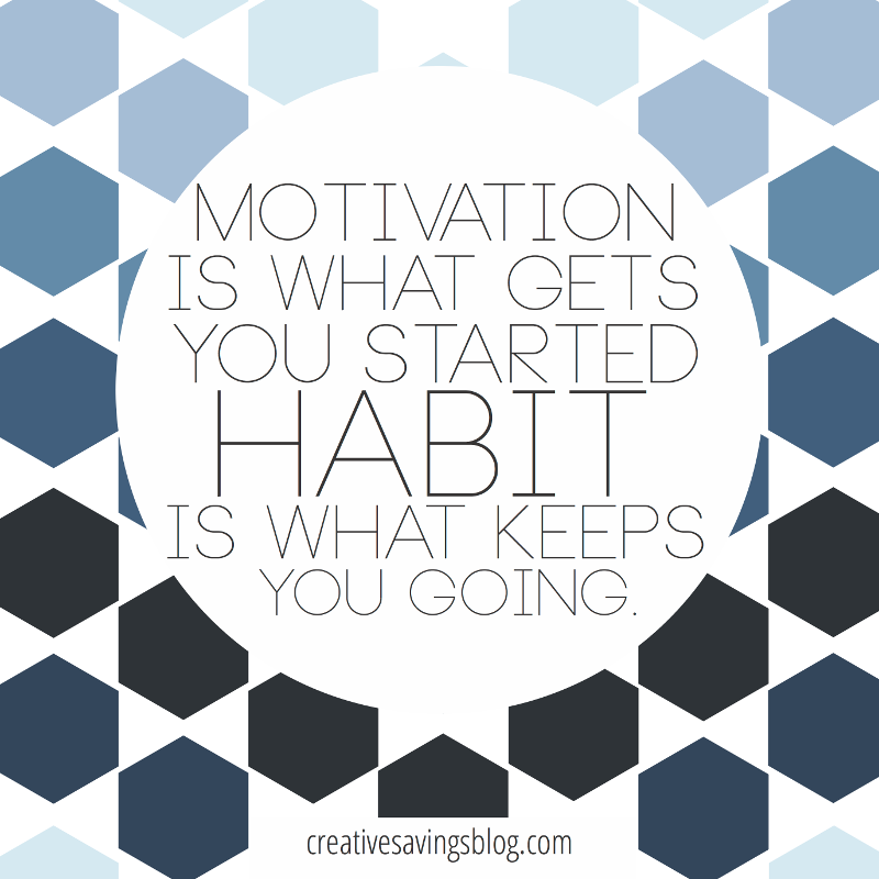 http://creativesavingsblog.com/goal-setting/the-power-of-mini-habits/