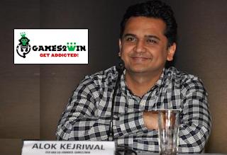 Alok Kejriwal Opinion on Gaming n Startups