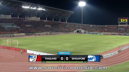 siaran langsung thailand vs singapura