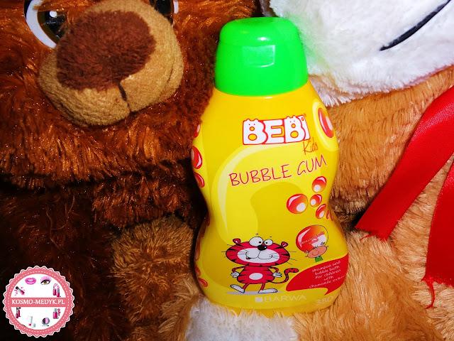 Barwa, Szampon i płyn do kąpieli 2w1 o zapachu gumy balonowej