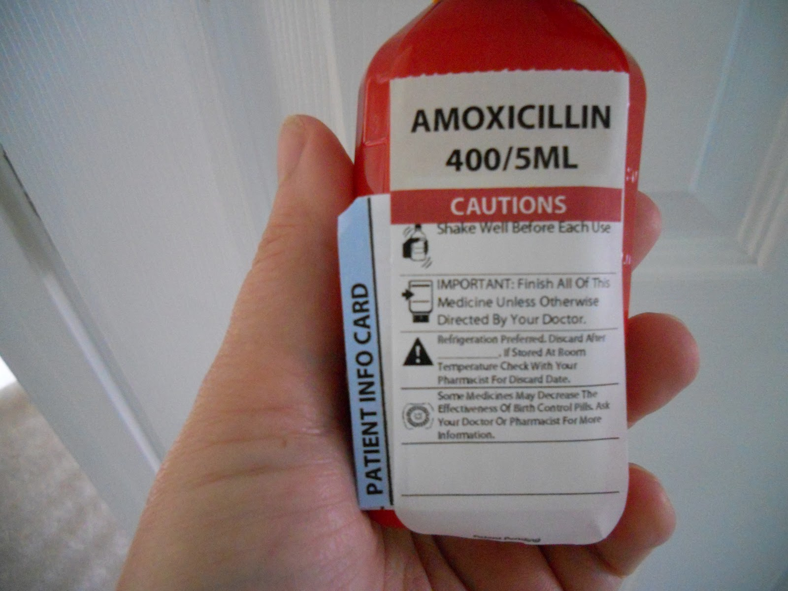 Amoxicillin Vs Augmentin For Strep