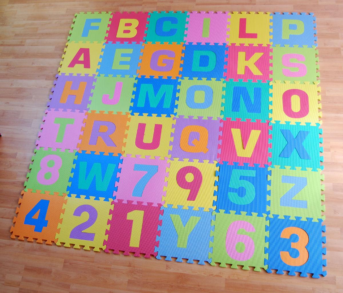 Maestros y maestras eficientes por qu debemos quitar el - Alfombras puzzle infantiles ...