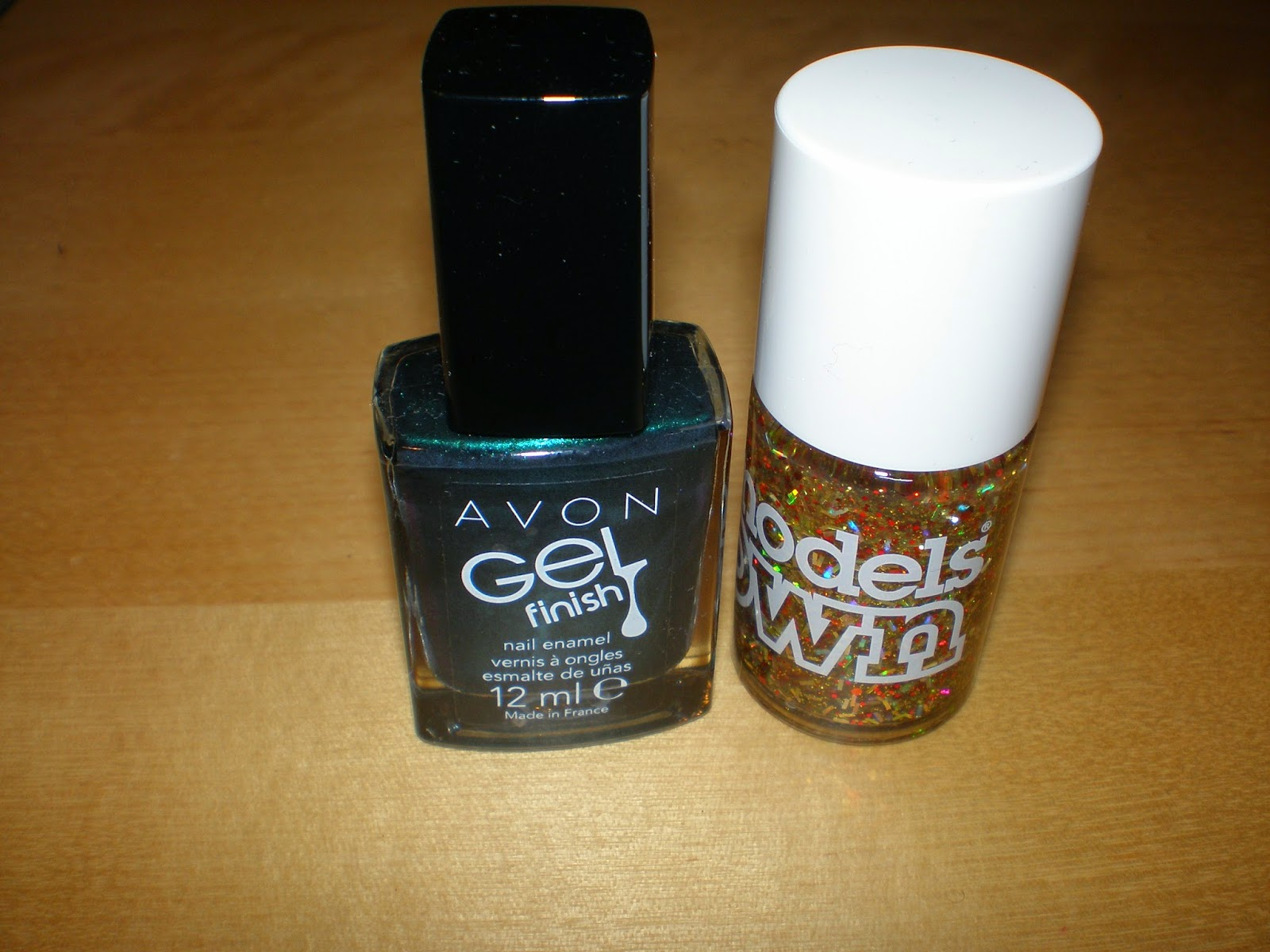 Avon Gel Finish, Models Own