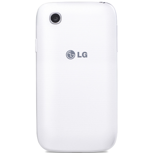 LG L40 Dual SIM rear
