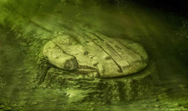 The Baltic Sea Anomaly – 14,000 Year Fossilized UFO/USO Crash Site