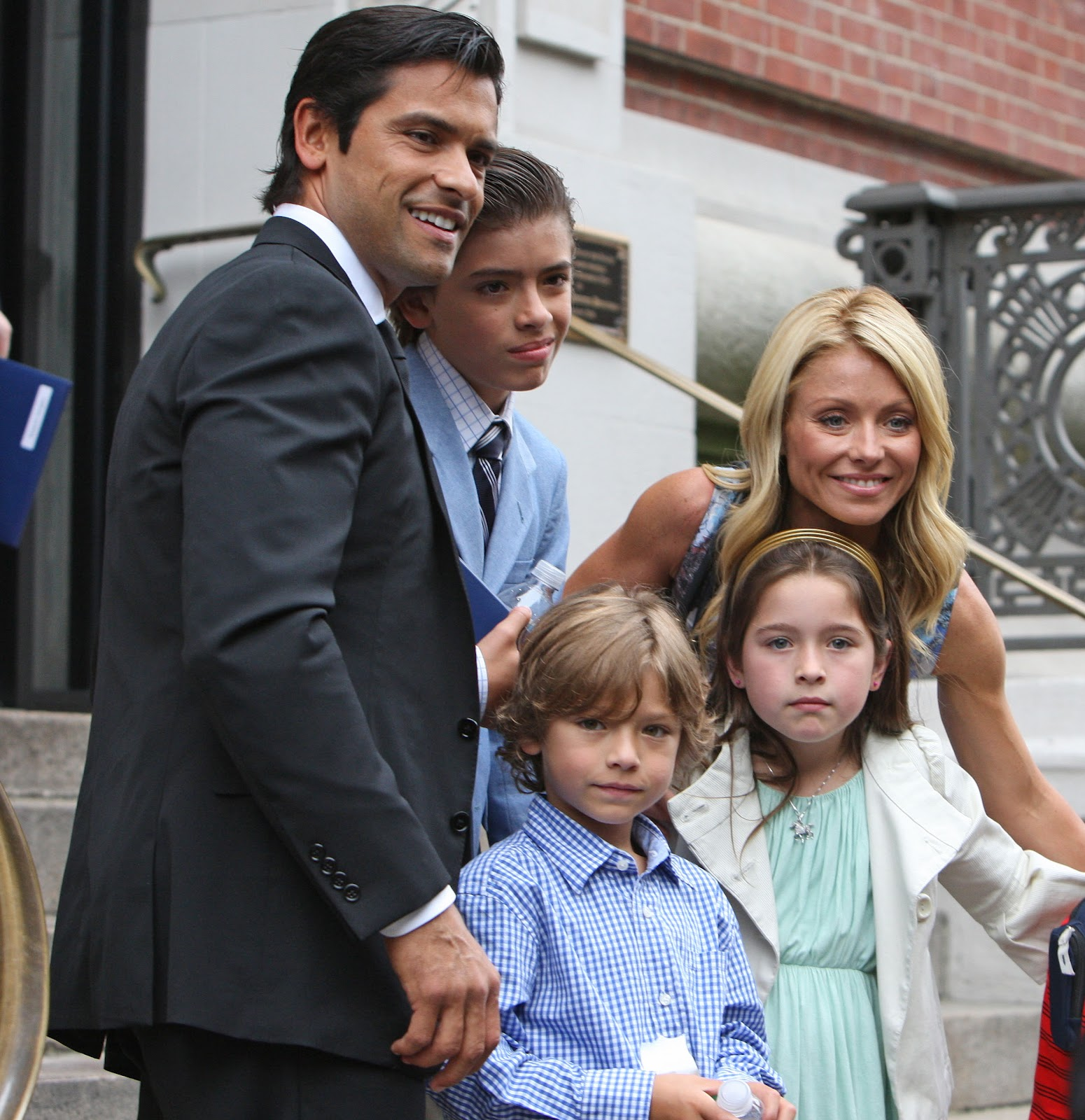 Mark Consuelos Kids Who Is
