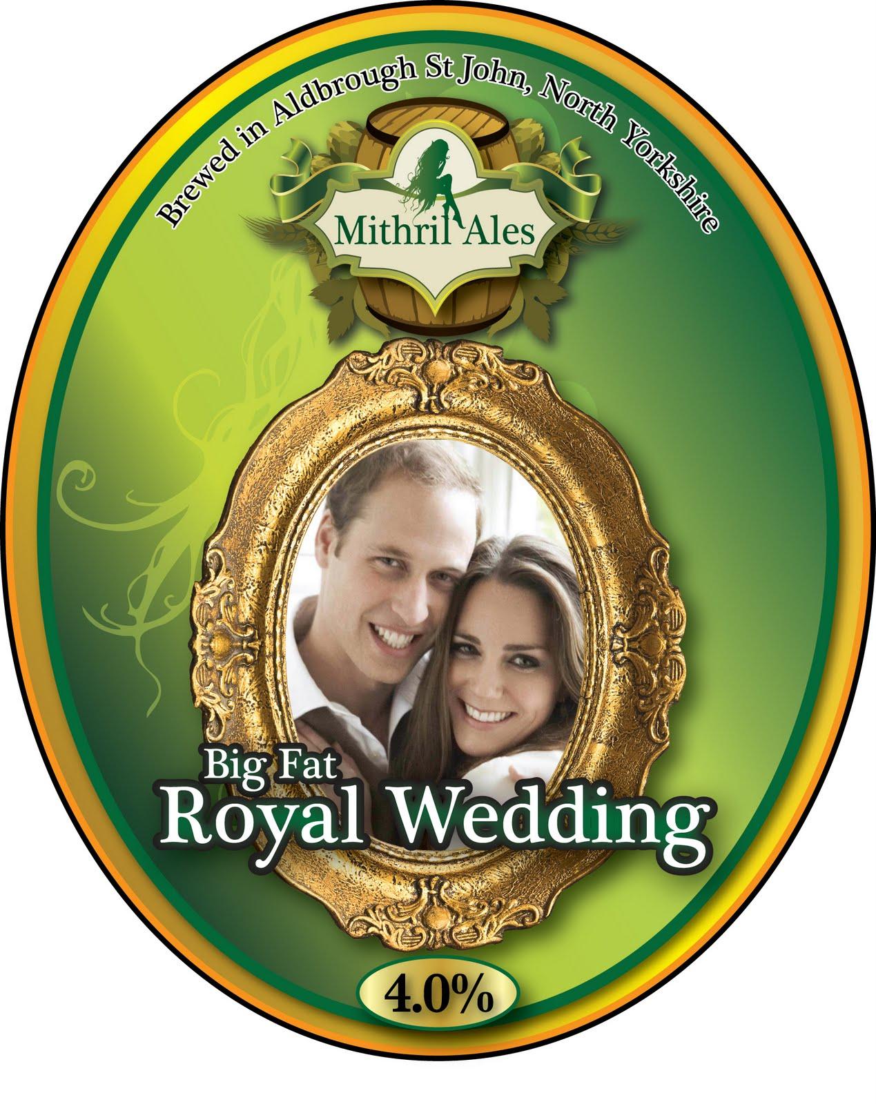 Mithrilales My Big Fat Royal Wedding